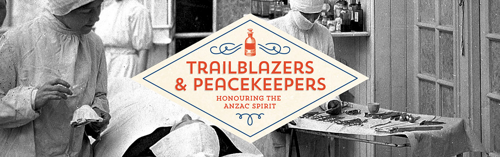 Trailblazers & Peacekeepers - Honouring the ANZAC Spirit